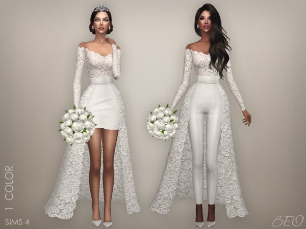 BEO Creations: Wedding collection   Lorena dress