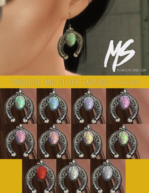 Merakisims: 1500 followers gift set of 6 items