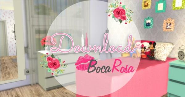 Mony Sims: Creating the Corner Boca Rosa