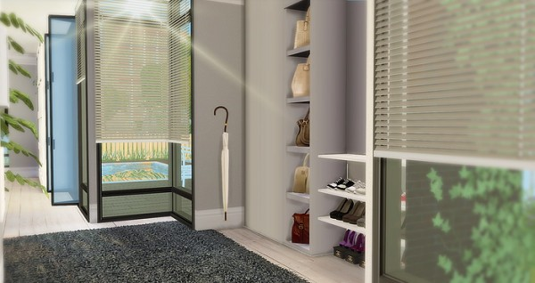 Caeley Sims: Modern Small House