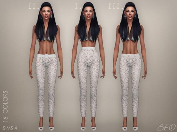 BEO Creations: Serena pants
