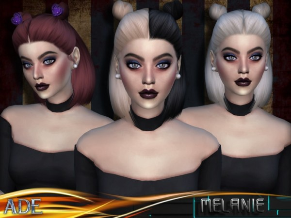 The Sims Resource: Ade   Melanie WithoutBang