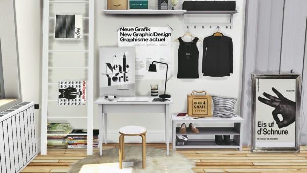 Mxims Ikea Office Set Tjusig Hallway Set And Dc Shoes
