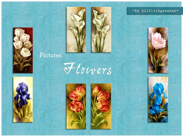 Akisima Sims Blog: Pictures Flowers
