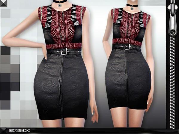 MissFortune Sims: Leslie Dress