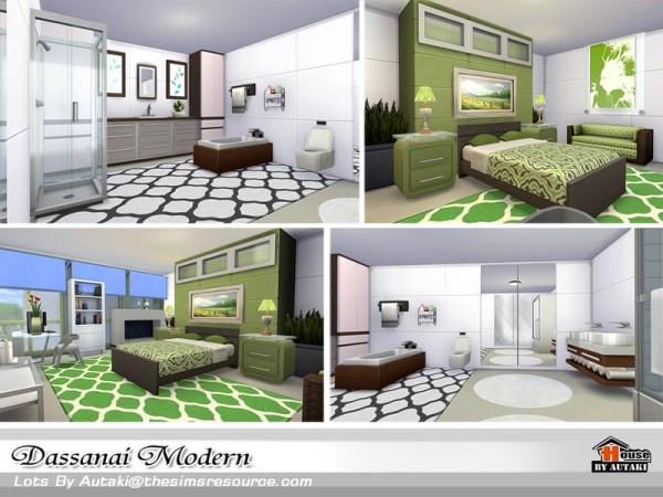 The Sims Resource: Dassanai Modern by Autaki
