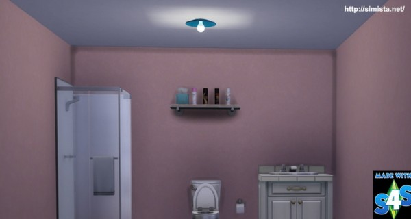 Simista: Toilet light