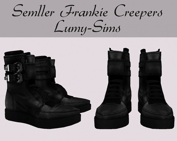 LumySims: Semller Frankie Creepers