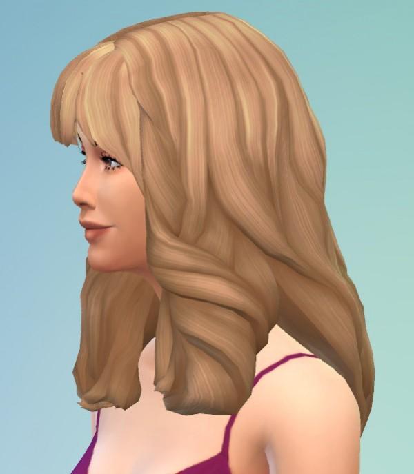 Birkschessimsblog: Claire Hairstyle