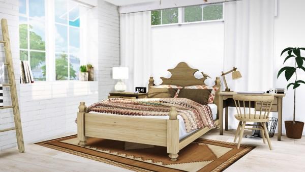 MXIMS: Claudette Bed
