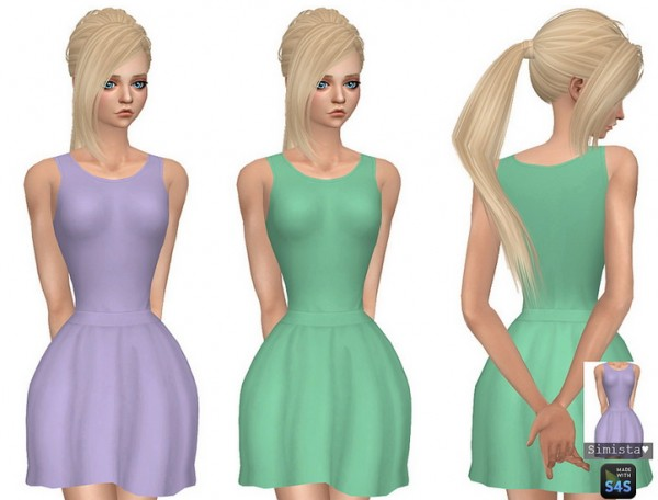 Simista: Abbey Dress