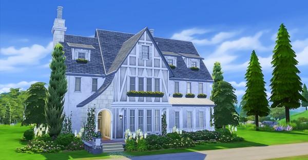 Simsational designs: Caramilla House