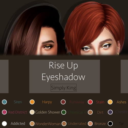Simply King: Rise Up Eyeshadow