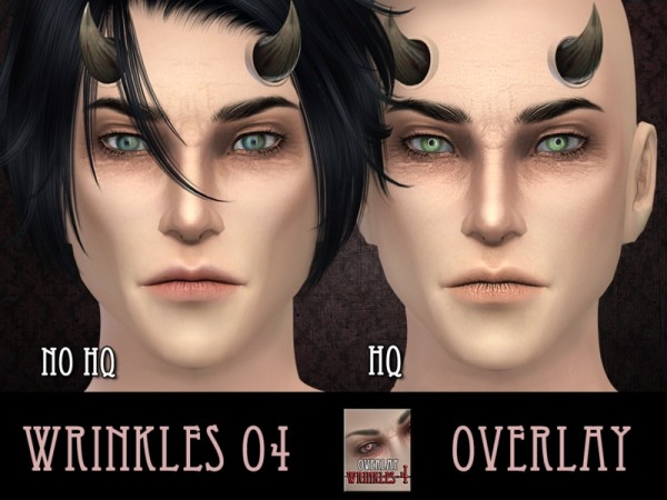 The Sims Resource: Wrinkles 4 by RemusSirion