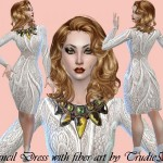 4bfbe04af2 The Sims Resource: Workout Empire Regalia Loose Tank 2 by ekinege ...
