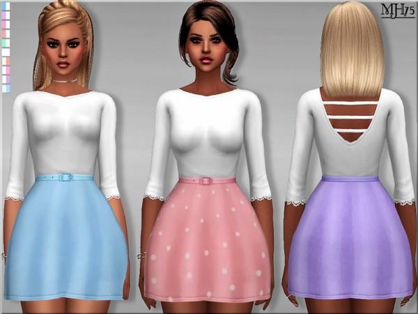 Sims Addictions: Classy Cute Dress