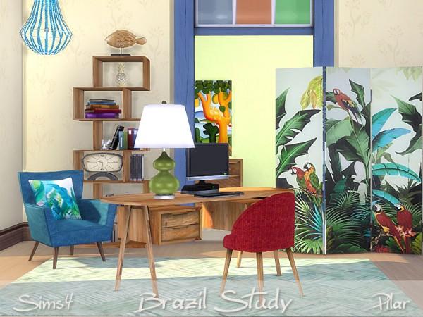 SimControl: Brazil Study by Pilar
