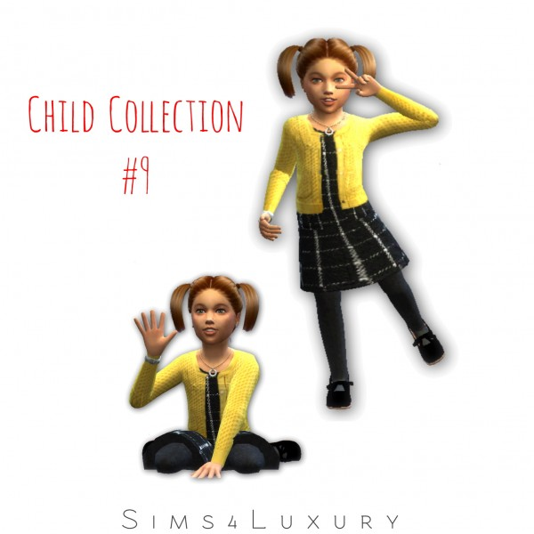 Sims4Luxury: Child collection 9
