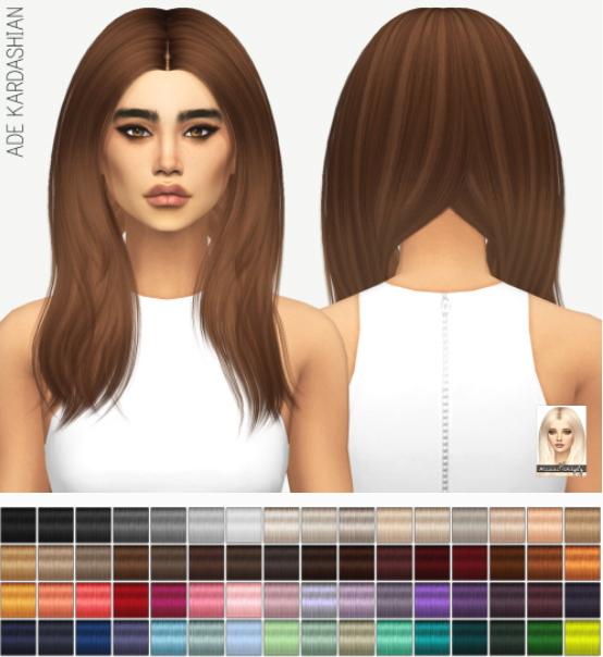 Miss Paraply: Ade Darma`s Kardashian: solids