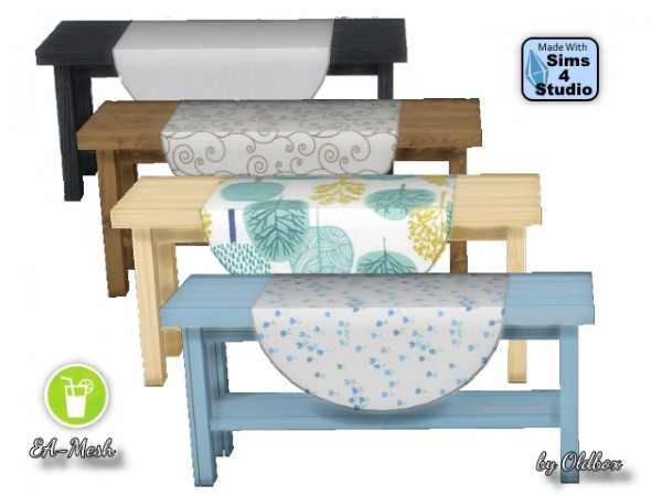 All4Sims: Hall table by Oldbox