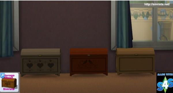 Simista: Deco chest