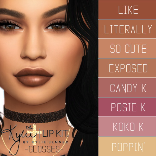 Simpliciaty: Kylie Cosmetics Lip Kit   Ultimate Collection