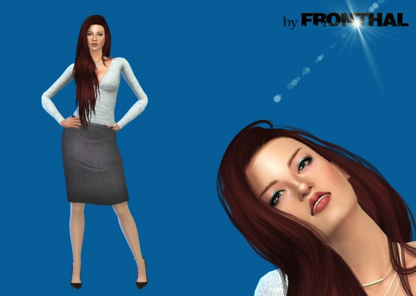Fronthal: Judith sims model