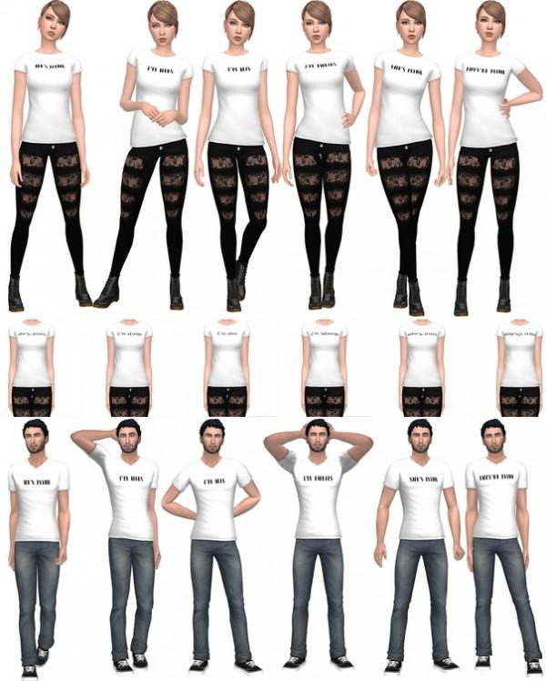 Deelitefulsimmer: I`m Yours t shirts