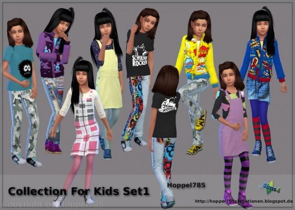 Hoppel785: Collection For Kids Set1