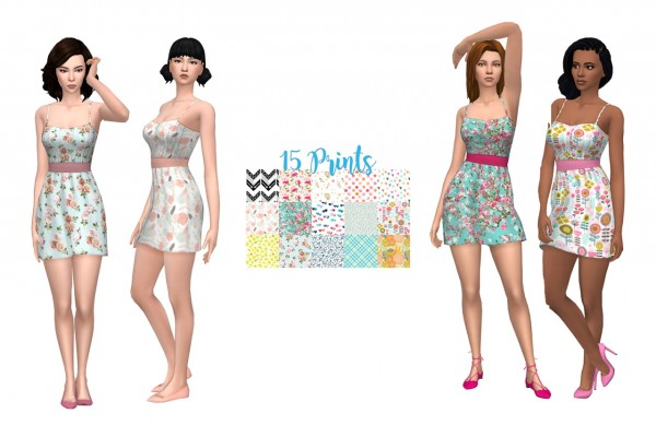 Deelitefulsimmer: The Caity Dress