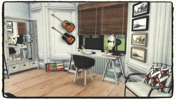 Dinha Gamer: Blue Bedroom