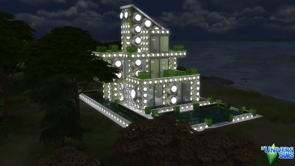 Luniversims: Modern Green