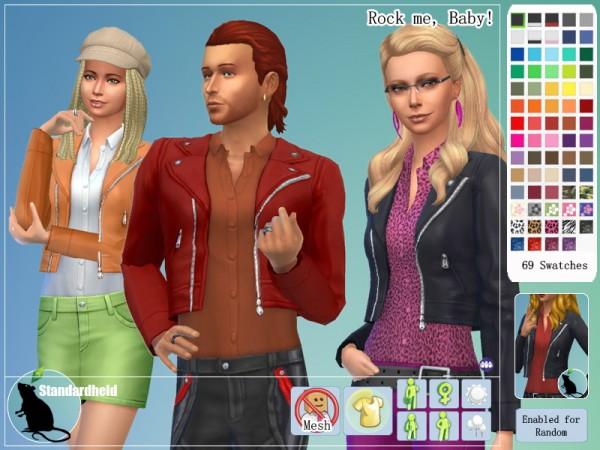 Simsworkshop: Rock me, Baby! by Standardheld