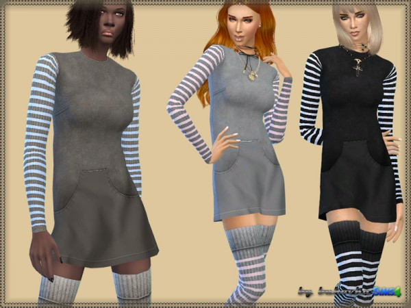 The Sims Resource: Set Strips by bukovka
