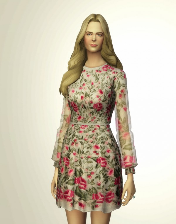 Rusty Nail: Blossom Dress by dtron