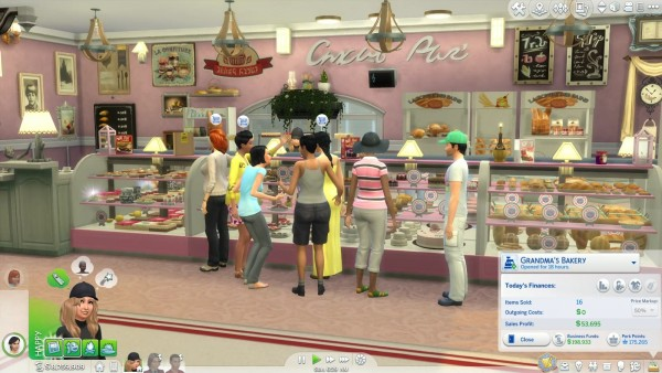 Mod The Sims: Retail Enhancements by Judy by scrums