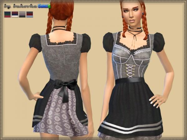 The Sims Resource: Dress Oktoberfest 2 by bukovka