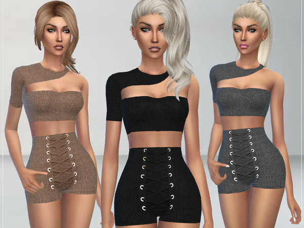 The Sims Resource: Jordana Outfit by Puresim