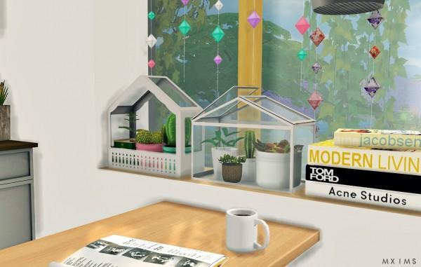 MXIMS: IKEA Socker and Greenhouse