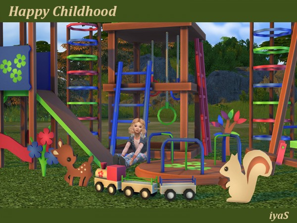 The Sims Resource: Happy Childhood by soloriya