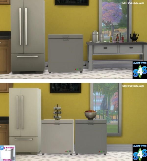 Simista: Deep Freezer Deco only