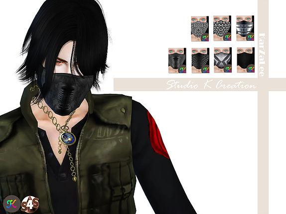 Studio K Creation: Winter Soldier Mask