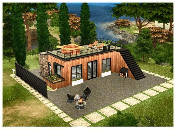 ... Sims 4 Designs: Swedish Cabin