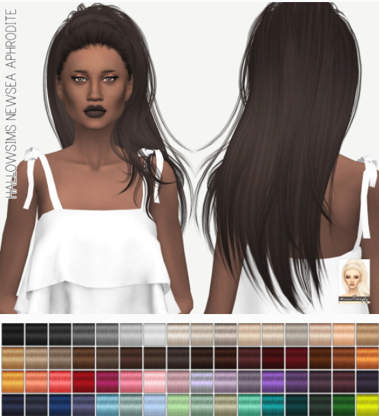Miss Paraply: Newsea`s Aphrodite: solids