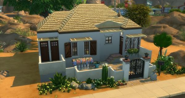 Studio Sims Creation: Almeria house
