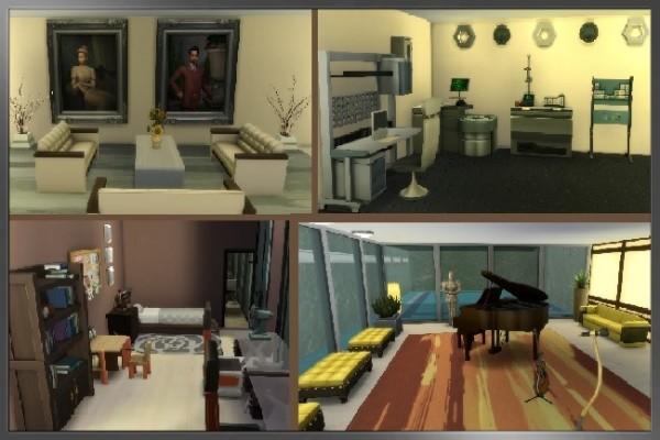 Blackys Sims 4 Zoo: Klare Linie by Kosmopolit