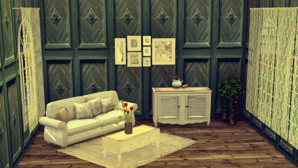 My little The Sims 3 World: Furniture Set 8