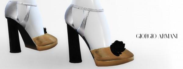 MA$ims 3: Sandals