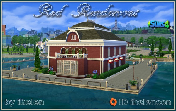 Ihelen Sims: Red Rendezvous