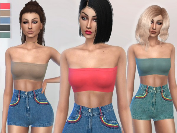 The Sims Resource: Gwens Outfit by Puresim